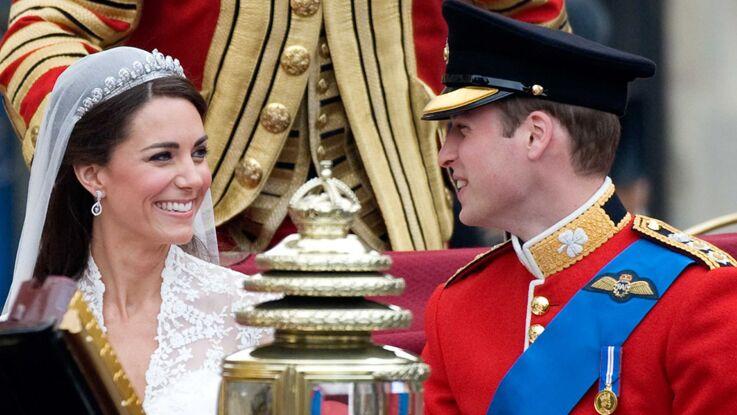 Kate Middleton et le prince William ont rompu avec une tradition pour leur nuit de noces