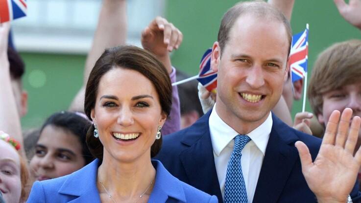 Kate Middleton et le prince William attendent leur troisième enfant
