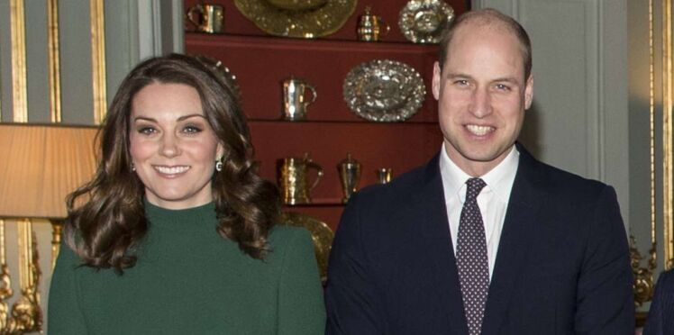 Kate Middleton enceinte de jumelles ? Le Prince William répond
