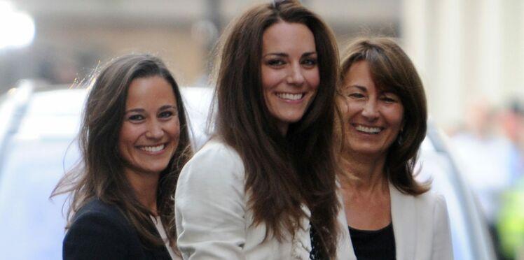 Kate Middleton : sa mère accusée de prendre la grosse tête et de snober sa famille