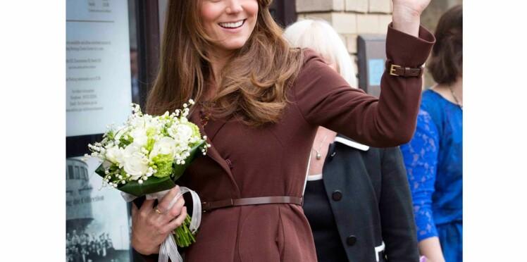 Kate Middleton serait enceinte d'une fille... selon elle !