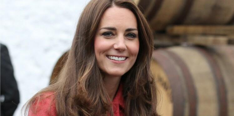 Kate Middleton : enceinte d'une fille ?