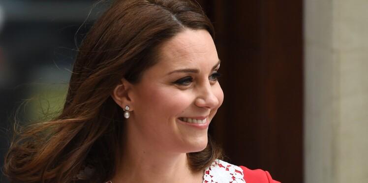 Kate Middleton affiche sa superbe silhouette, un mois après son accouchement