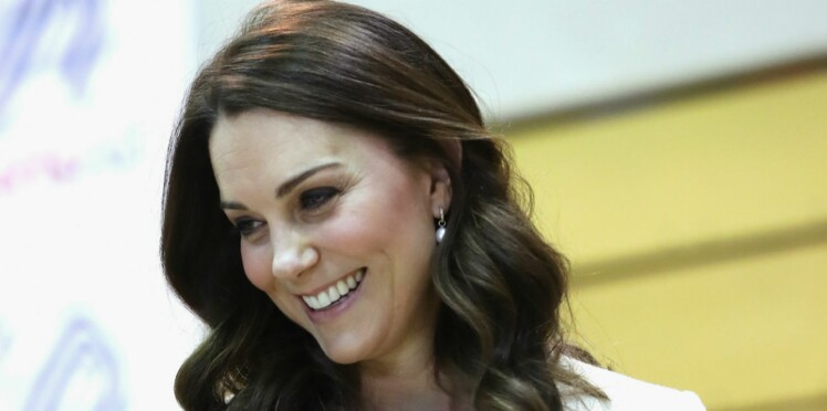 "Kate Middleton au supermarché, les photos d'une duchesse ""normale"""