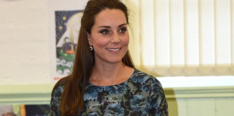 Kate Middleton veut accoucher chez elle