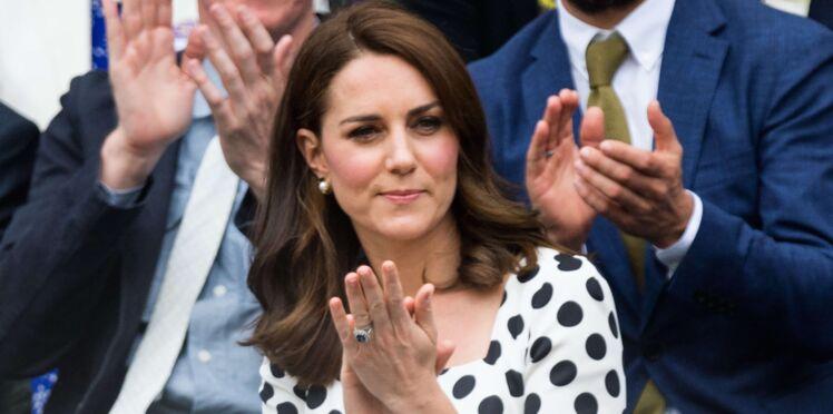 Kate Middleton: elle veut faire de Baby George un champion de tennis