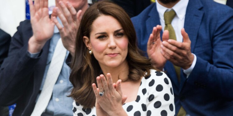 Kate Middleton: elle veut faire de Baby George un champion de tennis