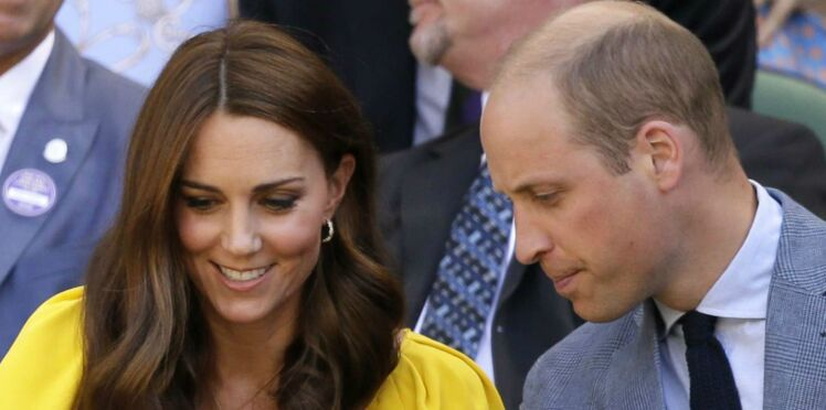 Kate Middleton et le prince William : le secret qu'ils cachent à leur fils, George