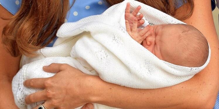 Bébé royal : et le prénom est...