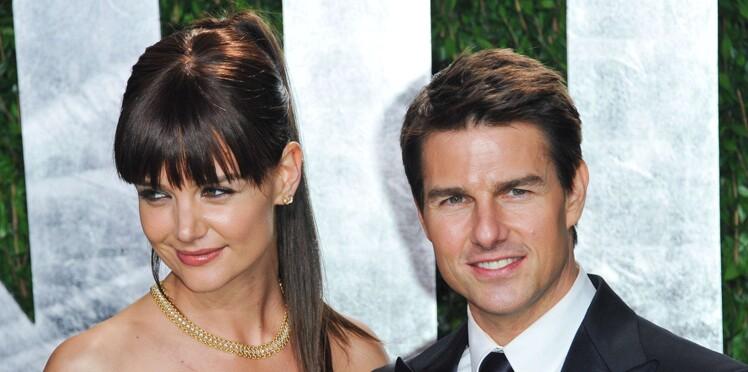 Katie Holmes : un contrat avec Tom Cruise lui a interdit d'exposer celui qu'elle aime depuis 4 ans