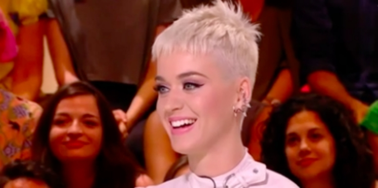 Katy Perry, sous le charme de Johnny Hallyday… et réciproquement