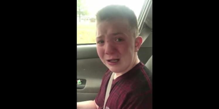 Keaton Jones, le jeune américain harcelé qui émeut Internet, serait issu d'une famille raciste