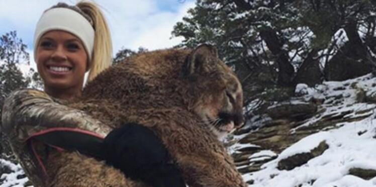 Kendall Jones pose avec des animaux morts et scandalise la Toile