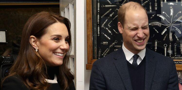 Pourquoi la carte de voeux de Kate, William et leurs enfants fait jaser