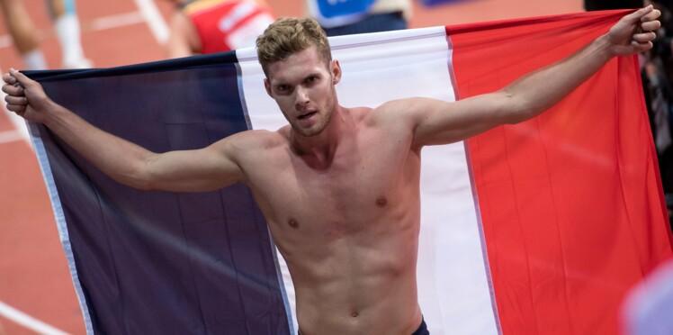 Kevin Mayer : 5 choses à savoir sur le beau gosse de l'athlétisme français