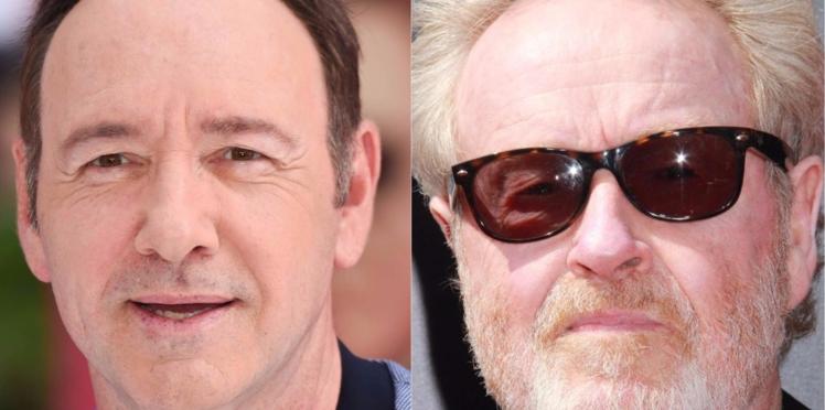 Kevin Spacey accusé de harcèlement sexuel sur mineur : Ridley Scott l'efface de son film