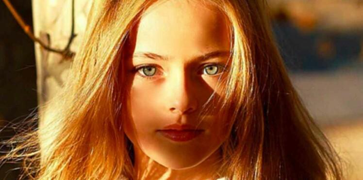"""Kristina Pimenova : à 10 ans, la """"plus jolie petite fille du monde"""" fait débat"""