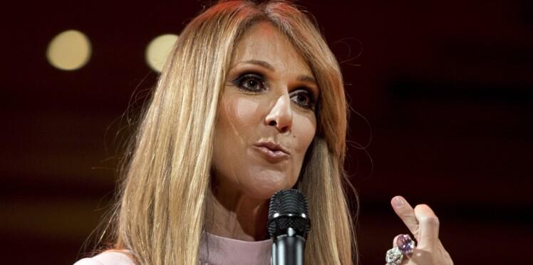 Céline Dion soulagée: René ressuscité!