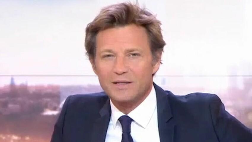 """Laurent Delahousse rend hommage à son """"compagnon de route"""" David Pujadas"""