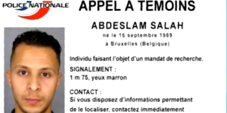 La cavale de Saleh Abdeslam en images