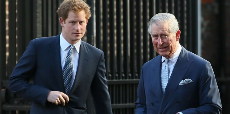 Prince Harry : qui est son vrai père ?