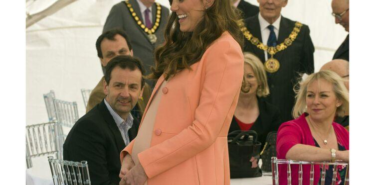 Kate Middleton : en fait, elle attendrait... un garçon