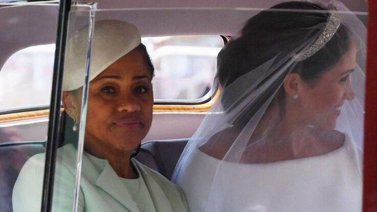 La mère de Meghan Markle raconte son plus beau souvenir du mariage de sa fille avec le prince Harry