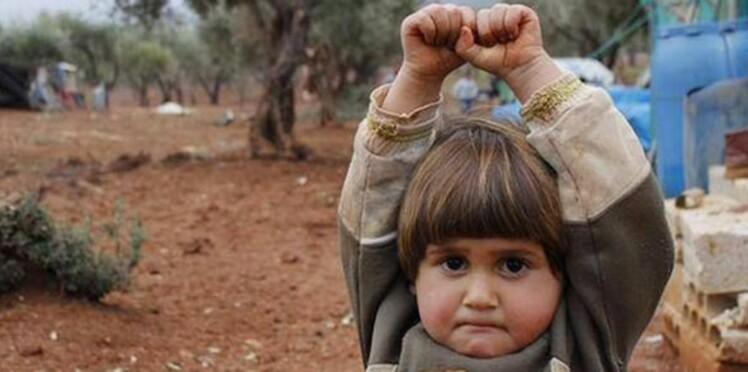 La photo de cette petite fille a ému le monde entier