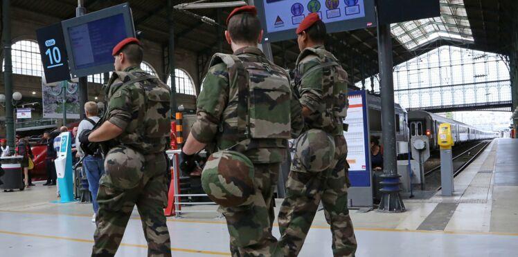 La police française alerte sur des risques terroristes de déraillements de trains