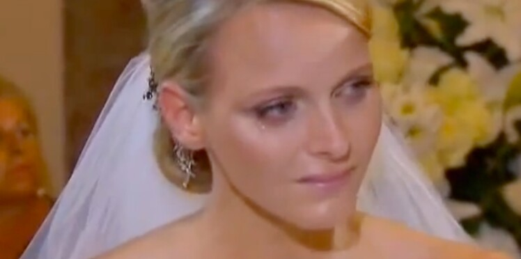 Deux ans après, la princesse Charlene explique ses larmes le jour du mariage