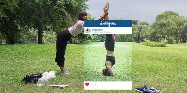 Les clichés qui dévoilent la réalité des photos Instagram
