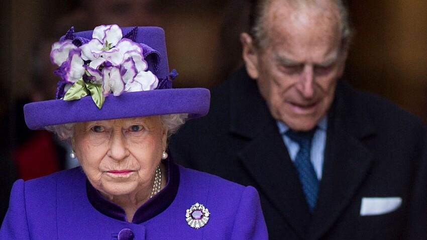 La reine d'Angleterre agressée par son garde du corps?