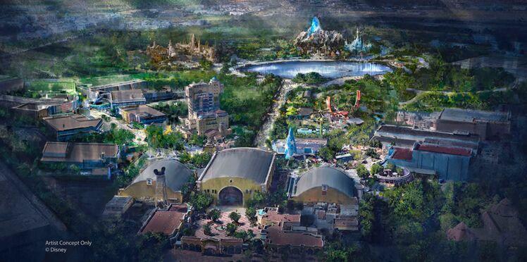 La Reine des Neiges, Star Wars et Marvel débarquent à Disneyland Paris