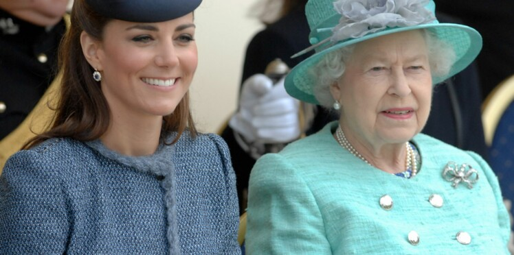 La reine Elizabeth ne supporte plus Kate Middleton