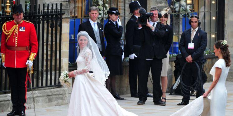 Kate Middleton : sa robe de mariée au coeur d'un scandale