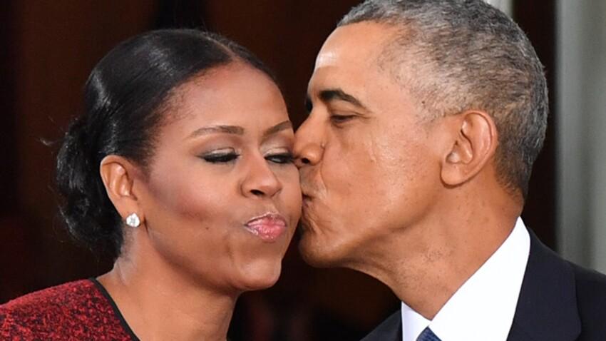 La tendre déclaration d'amour de Michelle à Barack Obama pour ses 56 ans