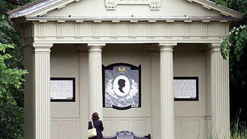 Triste : la tombe de Lady Di laissée à l'abandon