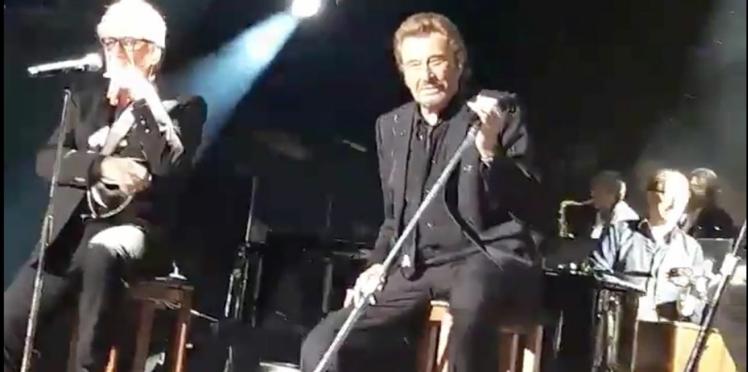La tournée terminée, Johnny Hallyday reprend ses traitements contre son cancer