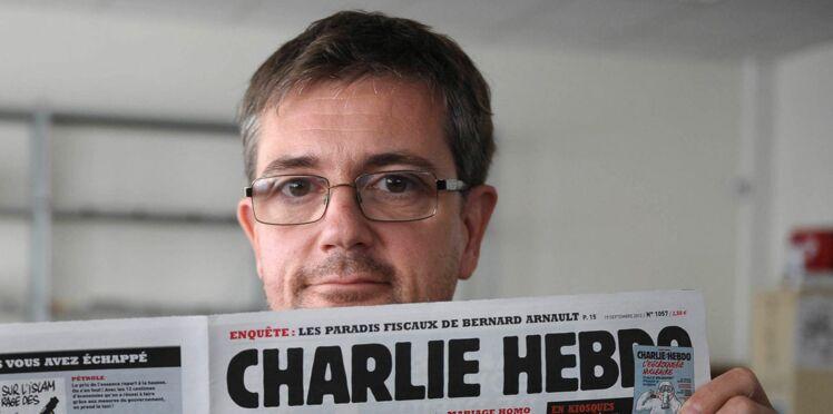 """La """"vraie"""" compagne de Charb sort du silence : """"son appartement a été fouillé et mis à sac"""""""