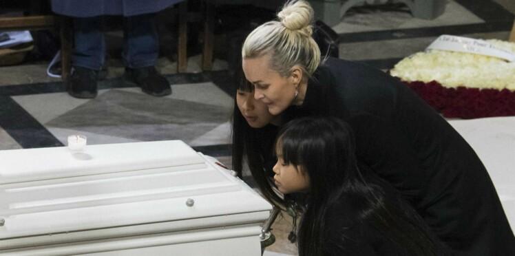 Laeticia Hallyday quitte Saint-Barth pour Los Angeles