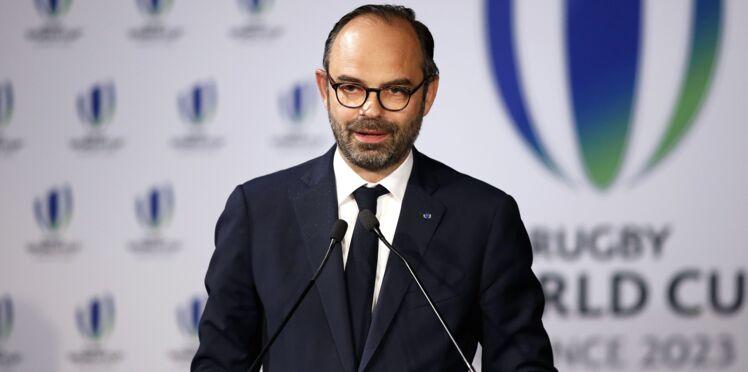 Le fou rire d'Edouard Philippe qui fait un lapsus très coquin en pleine conférence de presse