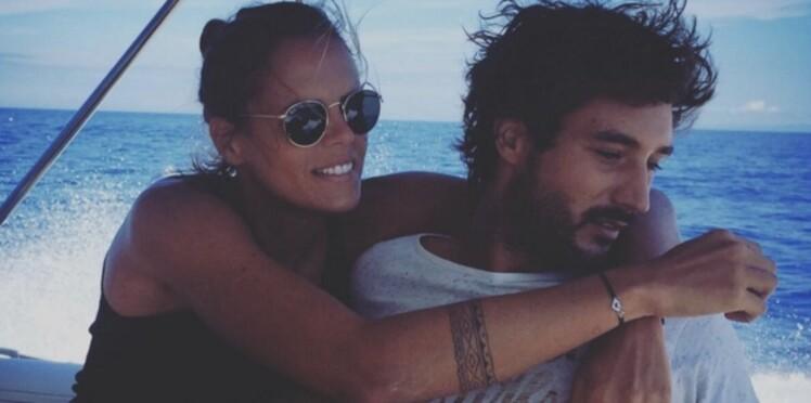 Photos : Laure Manaudou et Jérémy Frérot nagent dans le bonheur