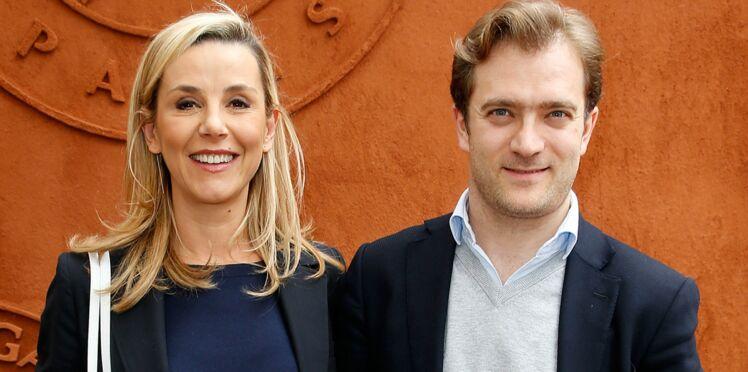 Laurence Ferrari folle amoureuse de son mari violoniste, se confie