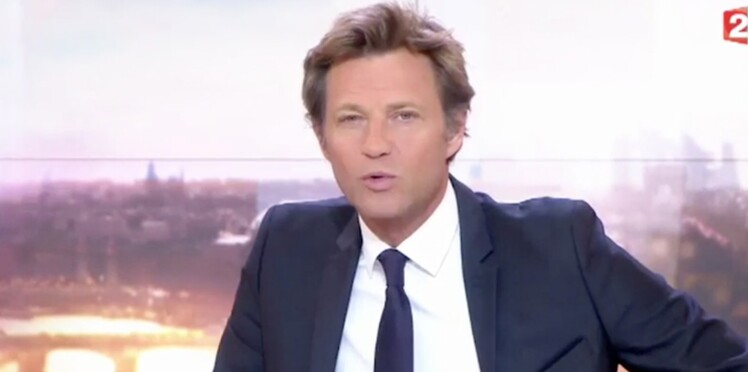Laurent Delahousse quitte le JT de 13h de France 2