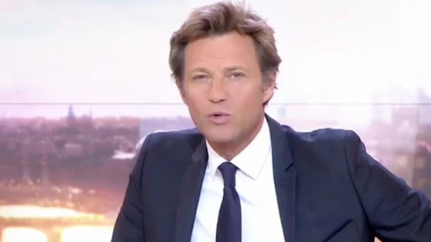 Laurent Delahousse quitte le JT de 13h de France 2