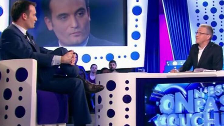 Clash entre Laurent Ruquier et Florian Philippot dans « on n'est pas couché »