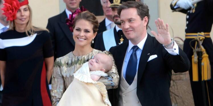 Photos : le baptême (mouvementé) du prince Nicolas de Suède