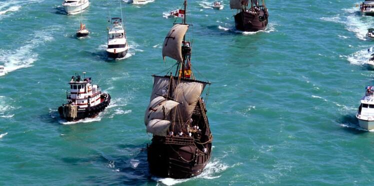 Le bateau de Christophe Colomb retrouvé en Haïti