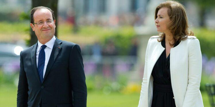 Hollande-Trierweiler: de nouveau ensemble?