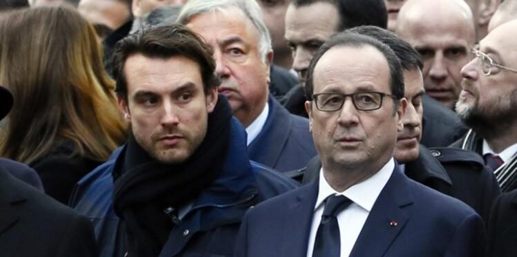 Toutes sous le charme du garde du corps de François Hollande